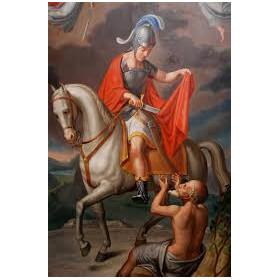 Savaria szülötte, Tours püspöke – Szent Márton emlékezete Európában (II.) - 2016. november 8. (kedd) 18:00 óra